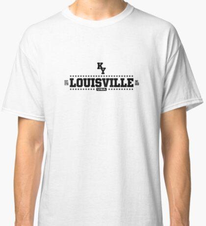 Louisville Kentucky USA Classic T-Shirt