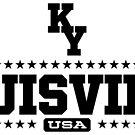 Louisville Kentucky USA by Chocodole