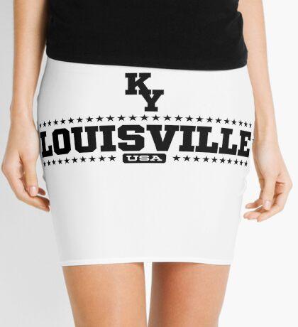 Louisville Kentucky USA Mini Skirt