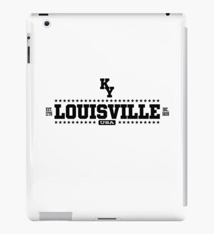 Louisville Kentucky USA iPad Case/Skin