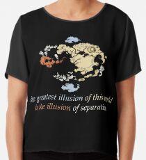 Die größten Illusionen dieser Welt - Avatar Der letzte Airbender Chiffontop