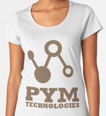 Pym Technologies - Gold Women's Premium T-Shirt