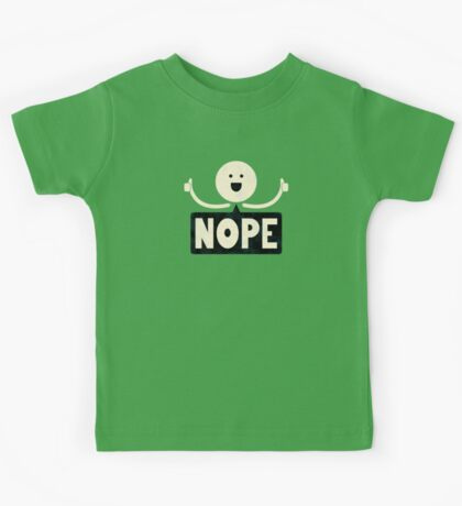 Nope Kids Clothes