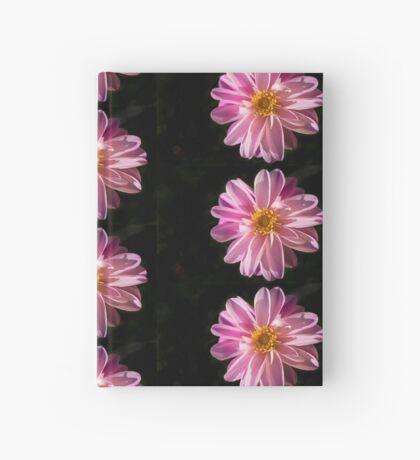 Sunshine on a Perfect Dahlia Hardcover Journal