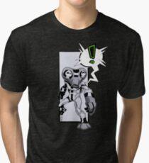 Ben 10 - Grey Matter Tri-blend T-Shirt