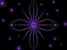 Star burst by missmoneypenny