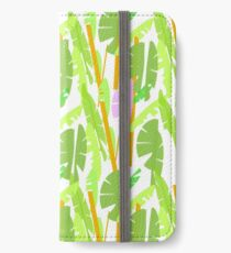 Tropical Plantation iPhone Wallet/Case/Skin