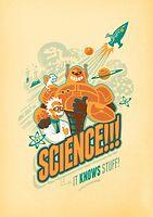 Science!!! It Knows Stuff! by Wayne Minnis