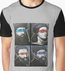 NINJA TURTLES RENAISSANCE Graphic T-Shirt