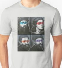NINJA TURTLES RENAISSANCE T-Shirt