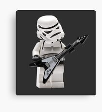 STORMTROOPERS ROCK YOU STAR WARS Canvas Print