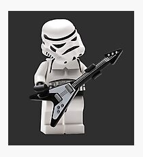 STORMTROOPERS ROCK YOU STAR WARS Photographic Print