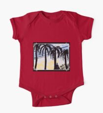 Under the palm trees One Piece - Short Sleeve