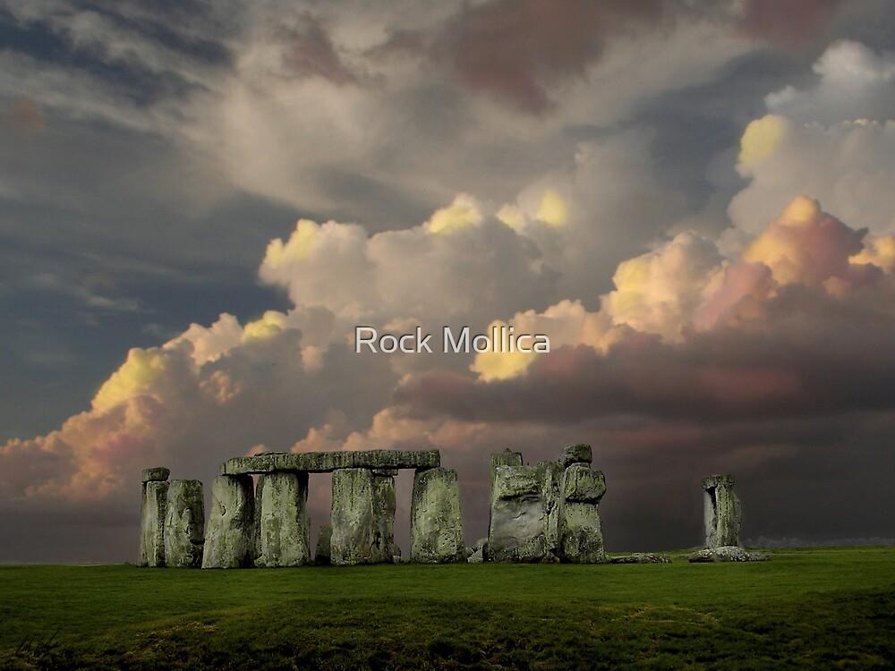 Stonehenge by Rock Mollica