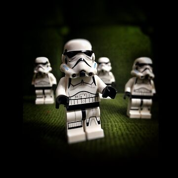 STORMTROOPERS STAR WARS (2) by BackInTime