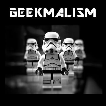 GEEKMALISM STAR WARS by BackInTime
