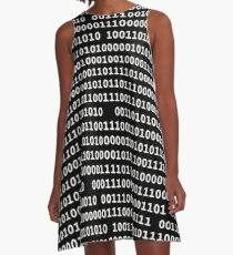 Binary A-Line Dress