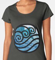 Waterbending - Avatar the Last Airbender Women's Premium T-Shirt
