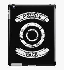 McCall Pack - Teen Wolf iPad Case/Skin