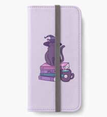 Feline Familiar iPhone Wallet/Case/Skin