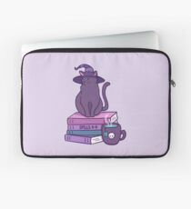 Feline Familiar Laptop Sleeve