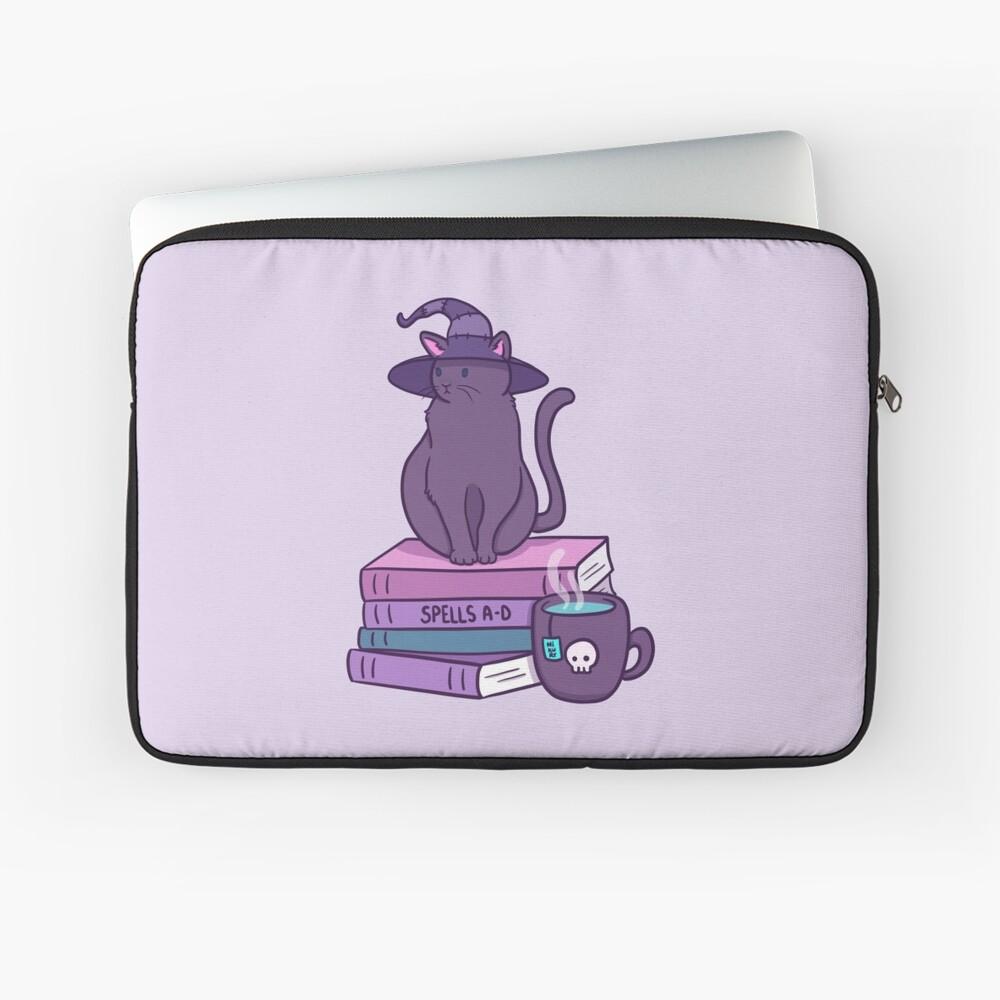 Feline Familiar Laptop Sleeve