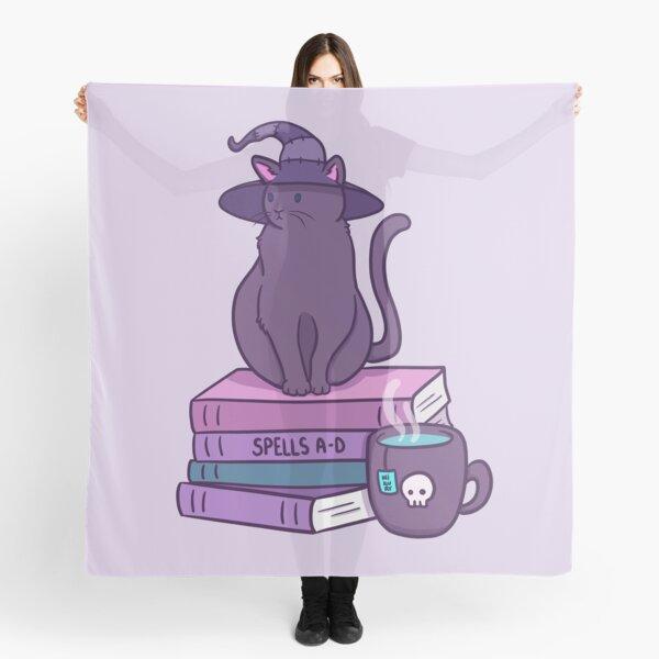Katzen vertraut Tuch