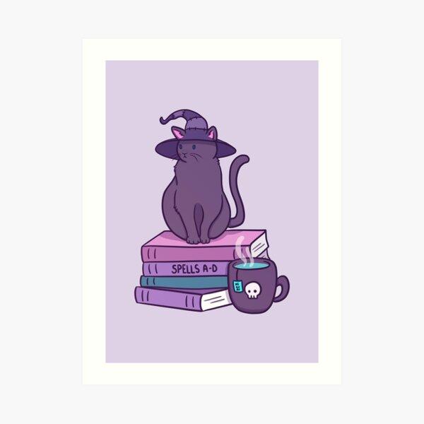 Feline Familiar | Nikury Kunstdruck