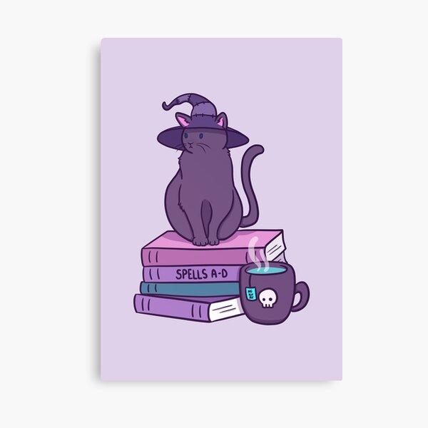 Feline Familiar | Nikury Leinwanddruck