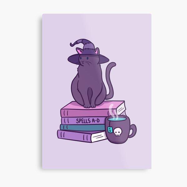 Familiar felino | Nikury Lámina metálica