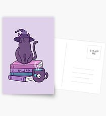 Feline Familiar Postcards