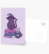 Feline Familiar Postcards
