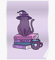 Feline Familiar Poster
