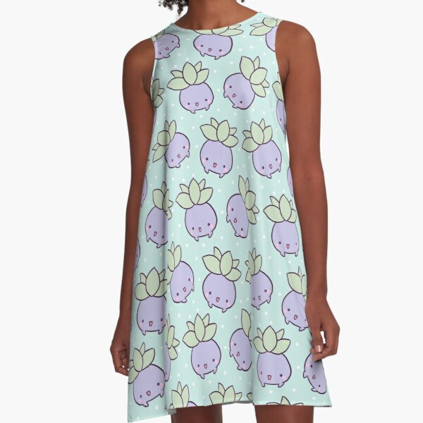 Happy Turnip | Nikury A-Line Dress