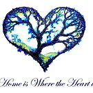 Home is Where the Heart is  by Linda Callaghan