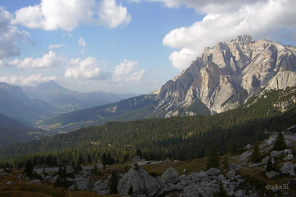 wide valley by dorka31