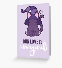 Love Familiar Greeting Card
