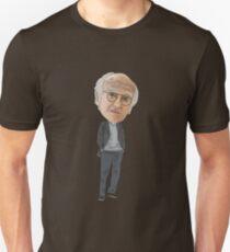Larry David Curb Your Enthusiasm Inspired Illustration Unisex T-Shirt