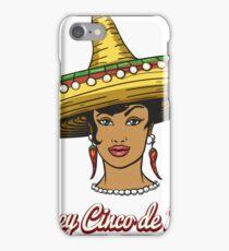 Happy Cinco de Mayo  iPhone Case/Skin