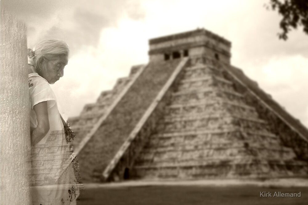 Mayan Dream by Kirk Allemand