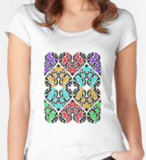 Heart's Desire Women's Fitted Scoop T-Shirt