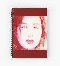 Tori Spiral Notebook