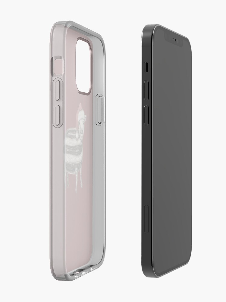 Alternate view of Baa Humbug iPhone Case & Cover