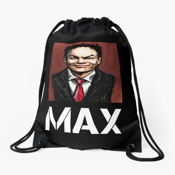 Max Keiser, 2014 Drawstring Bag