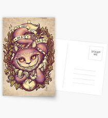 CHESHIRE CAT Postcards