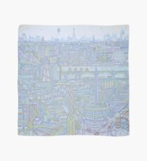 THE MEGATROPOLIS (cool hues) Scarf