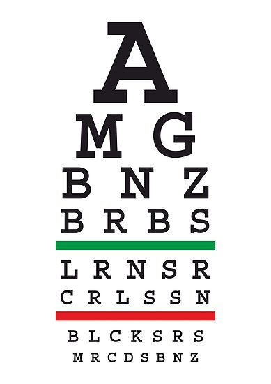 Tuned Mb Cars Snellen Eye Test Posters By 710designs Redbubble
