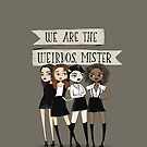 The Craft - We are the weirdos, Mister by agrapedesign