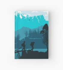 Explore II Hardcover Journal