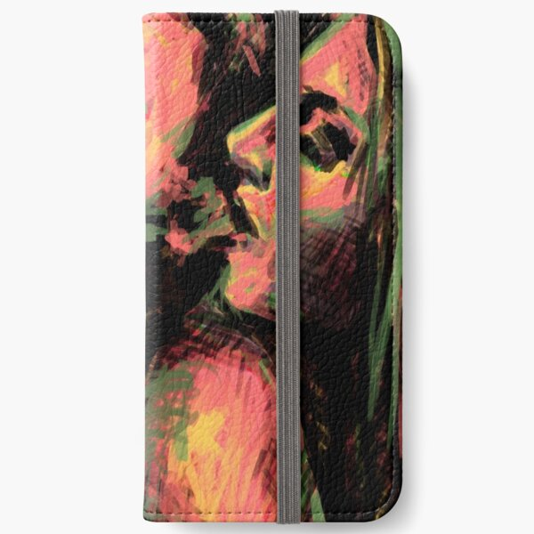 His Ear, 2014 iPhone Wallet